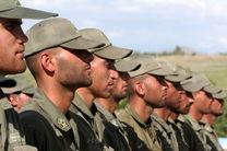 اعزام مشمولان سربازی به مراکز آموزشی در هرمزگان