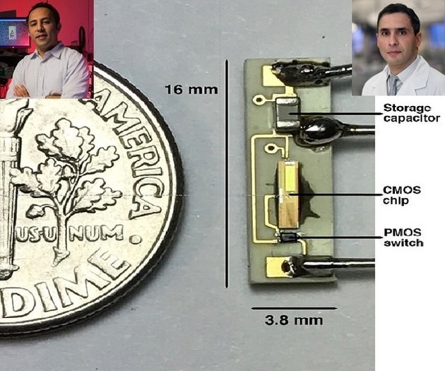 ساخت ضربانساز بیسیم بدون باتری توسط دانشمندان ایرانی