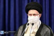 سخنرانی تلویزیونی مقام معظم رهبری به مناسبت عید سعید قربان