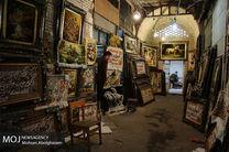 بازار سنتی شهر تبریز