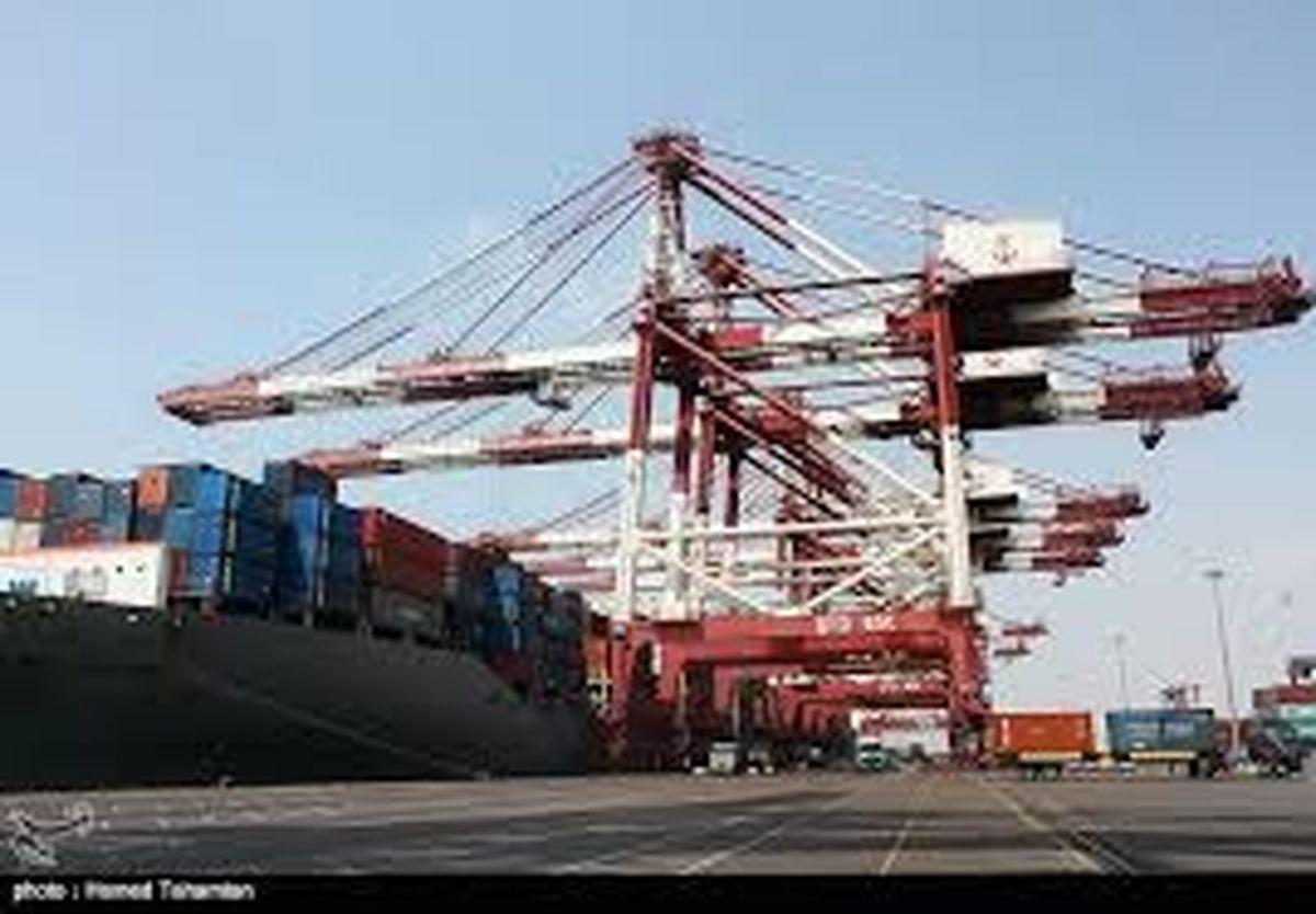 افزایش ۲۱ درصدی صادرات مواد نفتی از بندر خلیج فارس