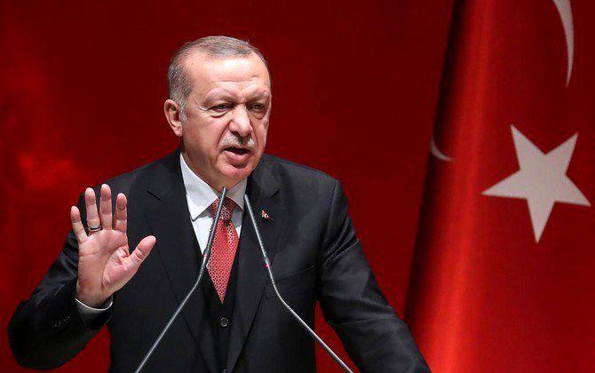 """اردوغان از عدم توافق با آمریکا در مورد """"منطقه امن"""" خبر داد"""