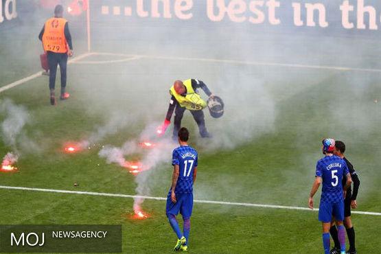 یوفا فوتبال کرواسی را جریمه می کند