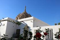 پایان مرمت فاز اول معبد هندوهای بندرعباس