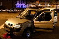 وقوع حملهای جدید با خودرو در شهر لندن