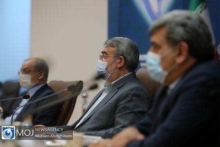 بیست و هشتمین جلسه کمیته اجتماعی و انتظامی مدیریت کرونا