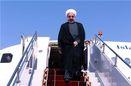 روحانی وارد شهرستان رفسنجان شد