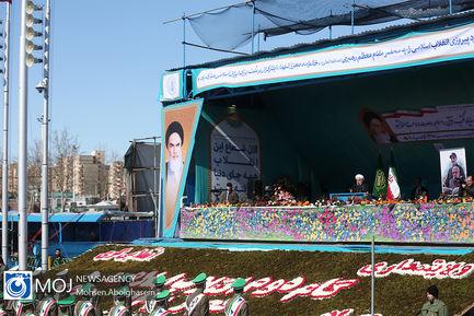 سخنرانی رییس جمهوری در جشن چهل و یکمین سال انقلاب