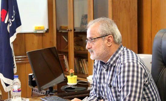 پیام تبریک مدیر عامل شرکت ملی پخش فرآورده های نفتی هرمزگان