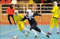 تیم ملی فوتسال بانوان در بازی تدارکاتی میانمار را شکست داد