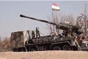ارتش سوریه در حال پیشروی به سمت بوکمال