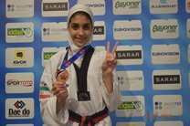 غزل سلطانی به مدال طلا دست یافت