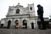شمار قربانیان حملات تروریستی سریلانکا به 257 نفر افزایش یافت