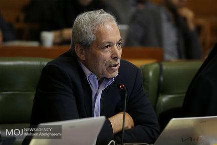 محمود میر لوحی عضو شورای شهر تهران
