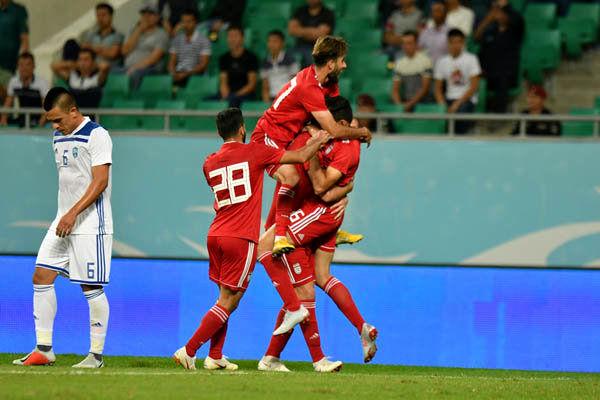 نتیجه بازی دوستانه ایران و بولیوی/ پیروزی تیم ملی برابر بولیوی