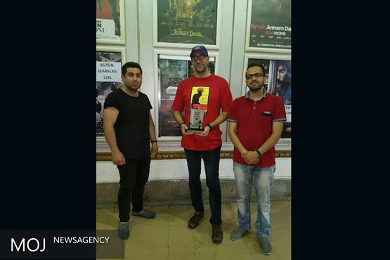 «هاری» بهترین فیلم جشنواره اکران آثار ایرانی در استانبول شد