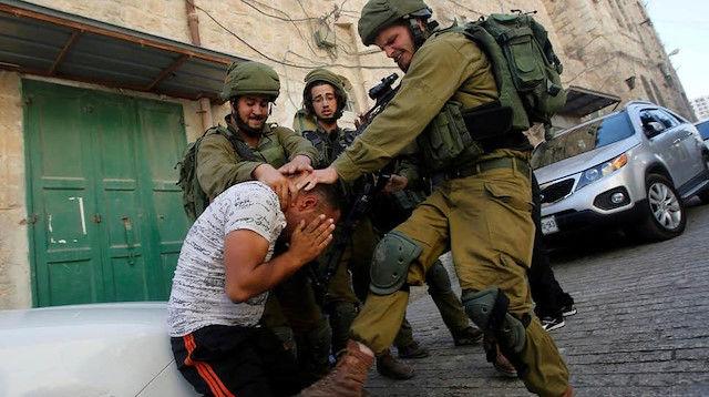 Zionist forces injured Palestinian child in Nablus