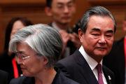 سفر کم سابقه وزیر امور خارجه چین به کره جنوبی