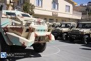 الحاق اولین مرحله تجهیزات نوین به فرماندهی مرزبانی کردستان