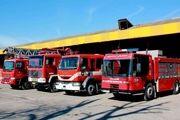 ایستگاه آتشنشانی در محله اطشاران افتتاح می شود