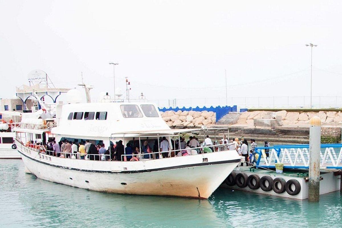 تردد دریایی شناورهای سبک با احتیاط صورت پذیرد