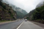 تردد از رودهن به آمل به دلیل حجم بالای مسافر یکطرفه شد