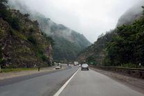 آخرین وضعیت جوی و ترافیکی جاده ها در 9 آبان اعلام شد