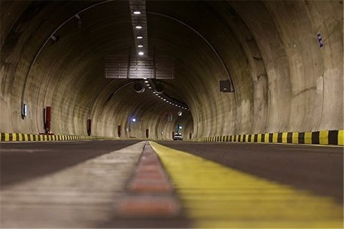 تونل حیران در استان گیلان امروز مسدود  است