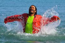 عوامل مجموعه دردانه های خلیج فارس برای ادامه فیلمبرداری راهی جزیره لارک شدند