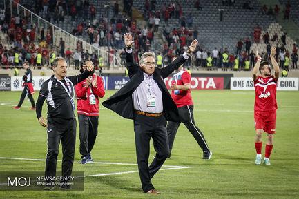برانکو مربی تیم پرسپولیس