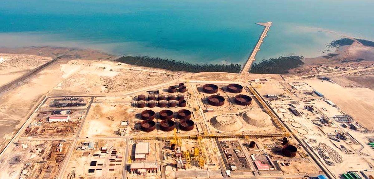 فاز نخست پالایشگاه نفت سنگین قشم افتتاح می شود