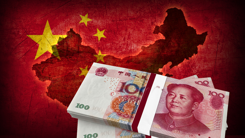 ۱۱۰ میلیارد دلار روانه بازار پولی چین شد