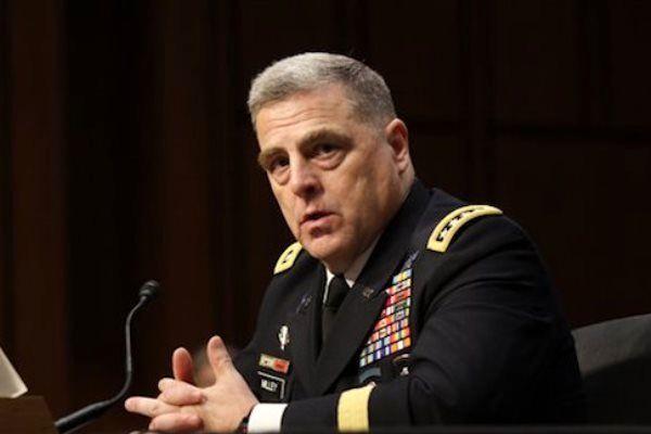 رئیس ستاد ارتش آمریکا خواهان اعزام نظامیان بیشتری به افغانستان شد