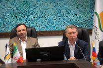 اعلام آمادگی همکاری ساراتوف روسیه با گیلان