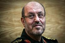 وزیر دفاع درگذشت مادر سردار نجار را تسلیت گفت