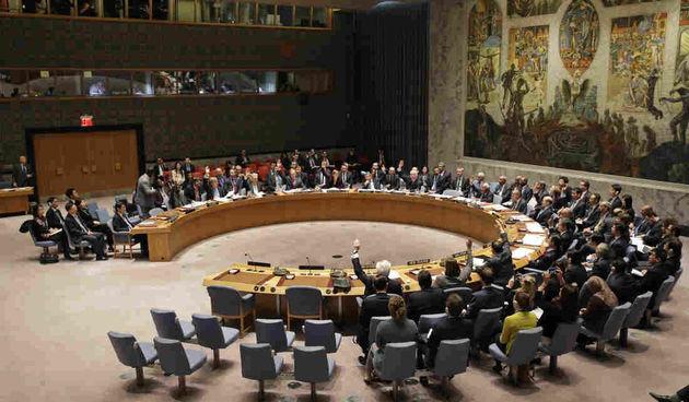 نشست فوق العاده شورای امنیت سازمان ملل