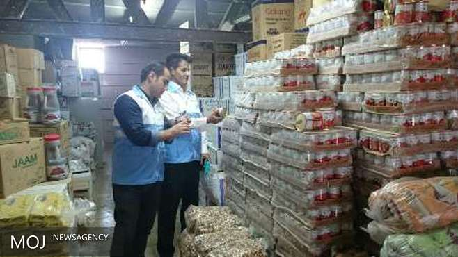معدوم سازی بیش از ۴ هزار کیلو موادغذایی غیربهداشتی در اهواز