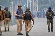 درگیری مرگبار بین شبه نظامیان کشمیر پاکستان با سربازان هندی
