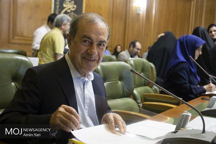 مرتضی الویری عضو شورای اسلامی شهر تهران