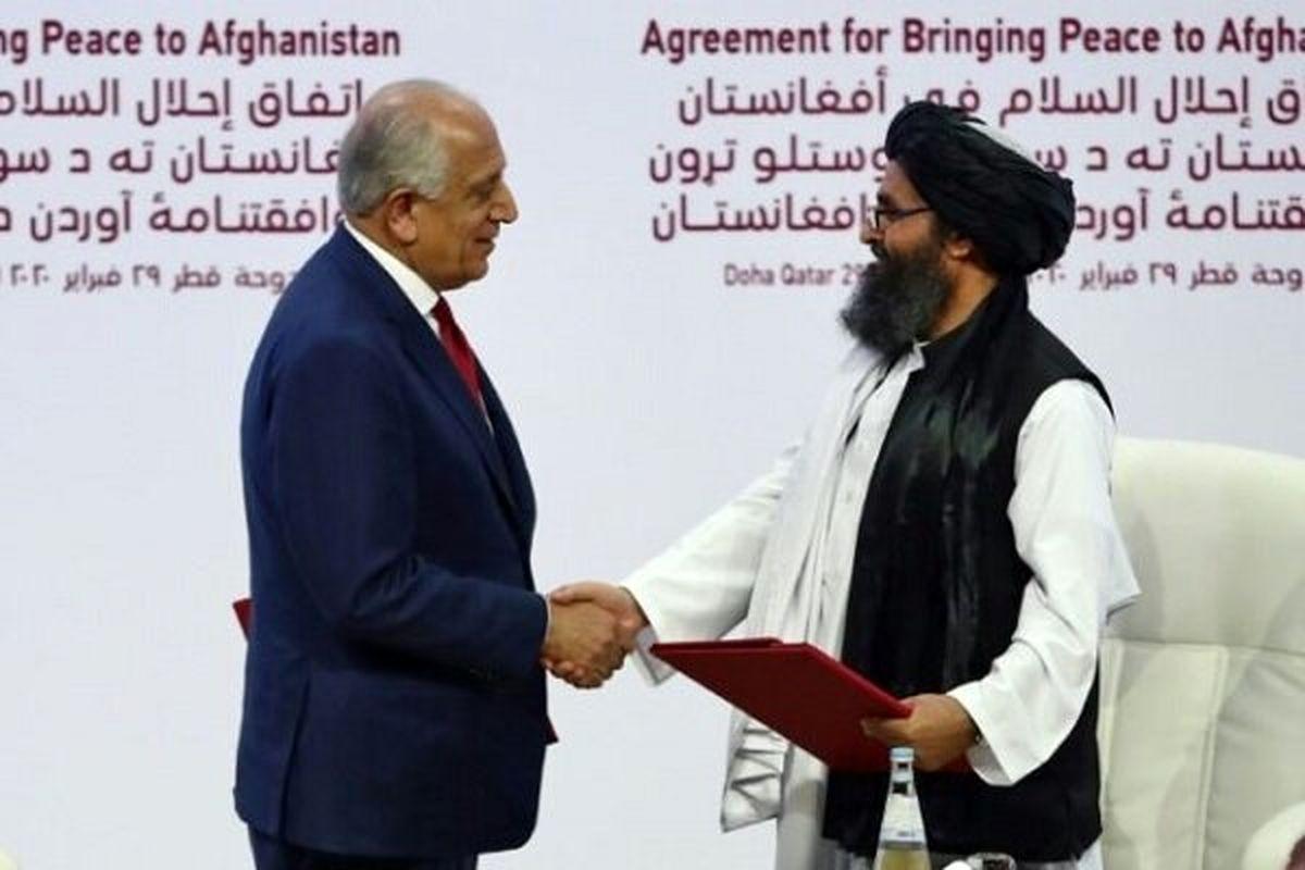 هشدار سخنگوی گروه طالبان به آمریکا