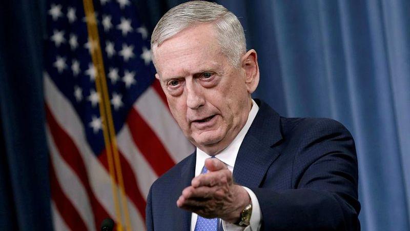 وزیر دفاع آمریکا فردا عازم پاریس می شود