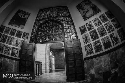 گشتی در باغ موزه قصر