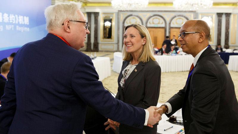 آغاز مذاکرات روسیه و آمریکا در مورد ثبات استراتژیک