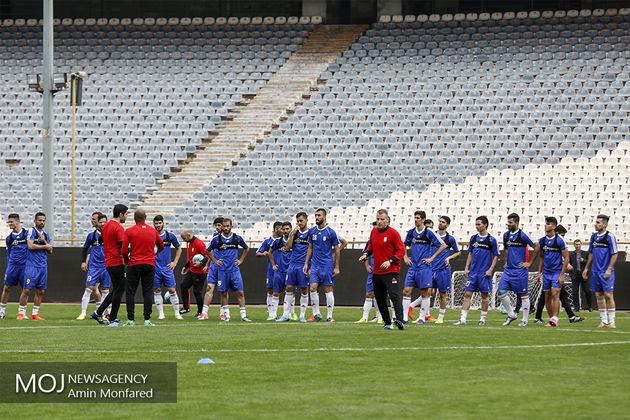 ساعت بازی ایران الجزایر مشخص شد