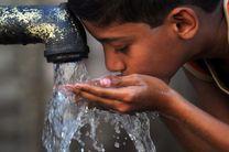 آب  شرب به اولین روستای غیزانیه در خوزستان رسید