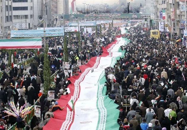 بیانیه سازمان بسیج مستضعفین به مناسبت سالگرد انقلاب اسلامی