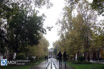 ورود سامانه بارشی جدید به کشور / پیش بینی وضعیت آب و هوای چند روز آینده