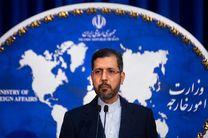 جمهوری اسلامی ایران به عنوان یک قدرت الهام بخش در منطقه ایفای نقش می کند