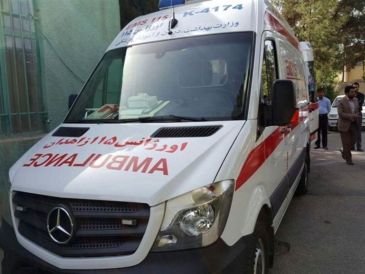 ضرب و شتم تکنسین اورژانس حین خدمت رسانی در تهران