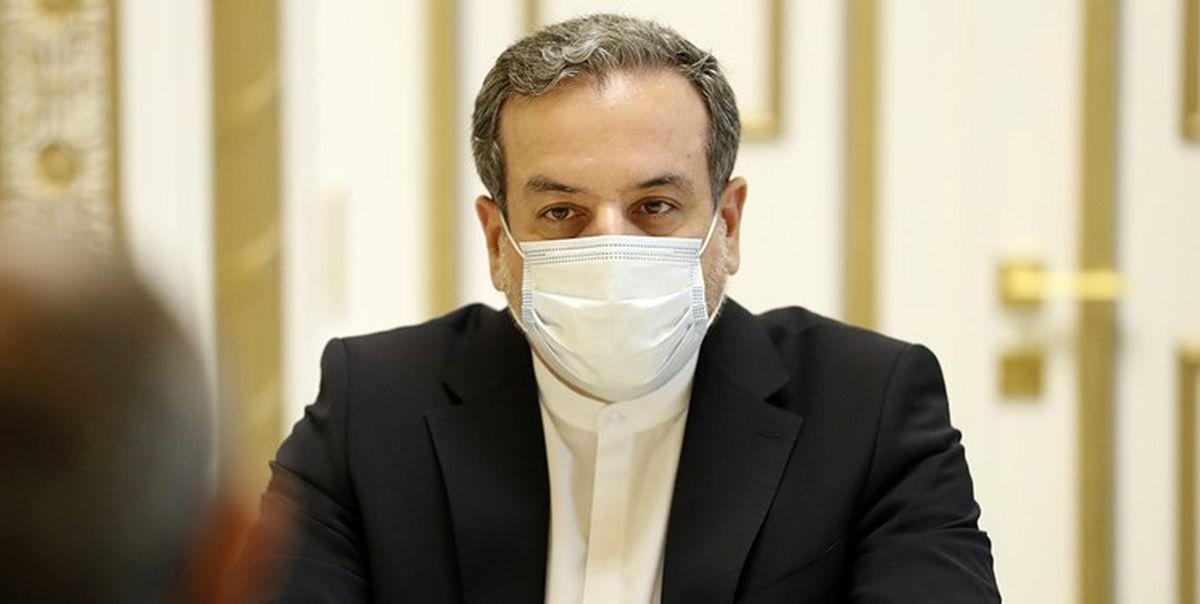 عباس عراقچی با وزیر امور خارجه اتریش دیدار کرد
